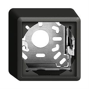 AP-Haube Edizio 54mm schwarz