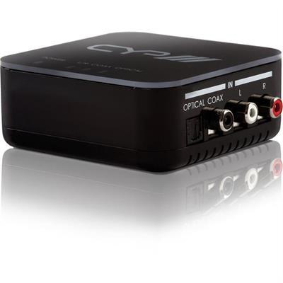 Bi-Direktional Digital/ Analog Audio-Konverter