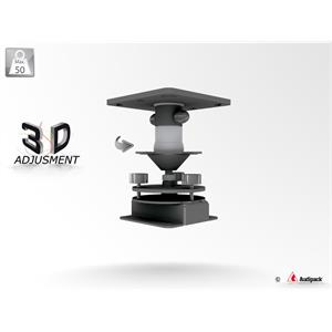 Deckenhalterung Quick Release Plus 142 mm