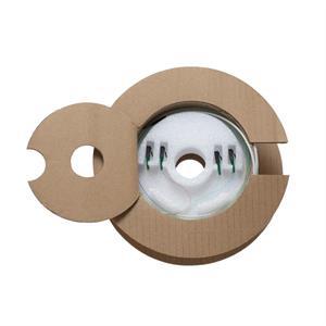 Inhousekabel, 4Fs, 4x LC/APC, Mini-Bobine 80m
