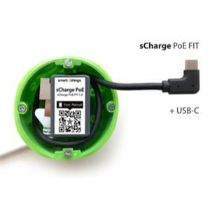 s28 C sCharge PoE P+D USB-C