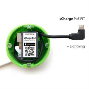 s28 L sCharge PoE P+D Lightning