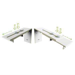 Spacing Brackets Slim/Mot (40-60 cm)