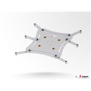 Universalplatte XL grau <30 kg