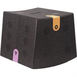 Cube: 4 pièces