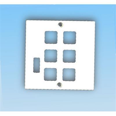 Plaque Edizio avec USB