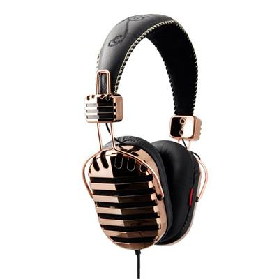 Throne Gold On-Ear Headphones