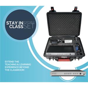 AR-LS-200 Media Set portabile S