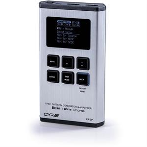 Generatore di immagini di prova e tester per cavi HDMI portatile