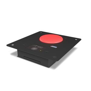 Installazione del tavolo luminoso di recording