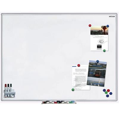 Lavagna bianca per proiezione 215 x 135, 16:10