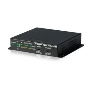 Splitter HDMI a 2 porte 4K