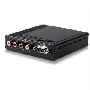 Transmettitore bidirezionale audio tramite CAT