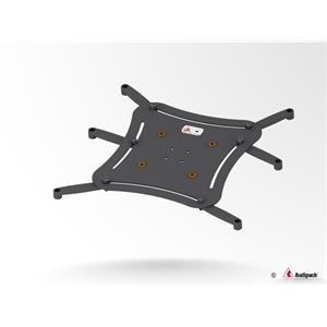 Universalplatte XL schwarz <30kg